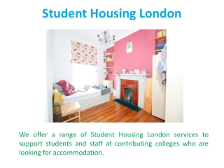 Rooms to Rent London Professional
