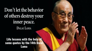 7 Life Lessons We Can Learn From The 14th Dalai Lama By Kunal Bansal Chandigarh