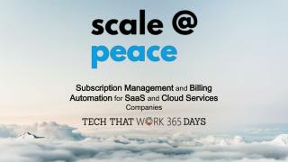 Work 365 Demo - Billing Automation & Subscription Management