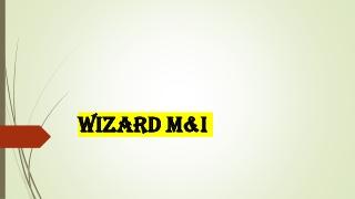 Wizard Meetings Organisers- Wizard M&I