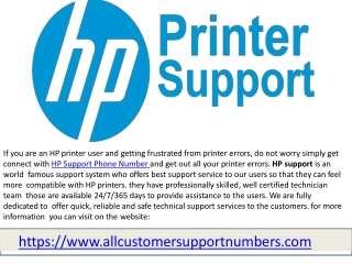 Dial 1800 219 0702 for getting HP Customer Service