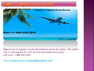 How to book cheap flight tickets in Nigeria |USA|Lagos