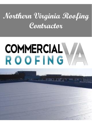 Northern Virginia Roofing Contractor