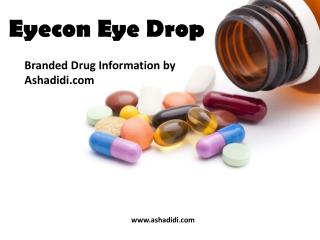 Eyecon Eye Drop