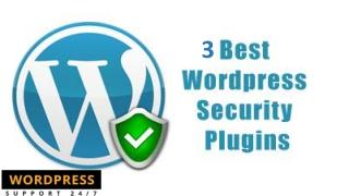 3 Best Security Plugins in WordPress
