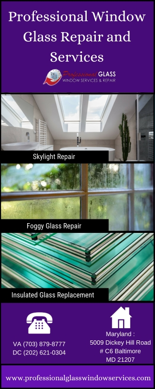 Quickly services of Skylight Repair at Hyattsville MD