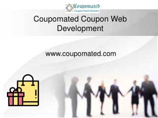 Affiliate Coupon Cashback Web Development & Data Feed API Provider Company   Coupomated India