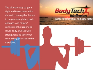 FITNESS SERVICES, BEAUTY SERVICES, THERAPY SERVICES