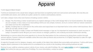 Cool Custom T Shirt Printing Online
