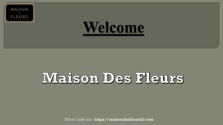 Get Online Flower Shop Lebanon