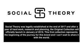 Social Theory Clothing - Social Theory