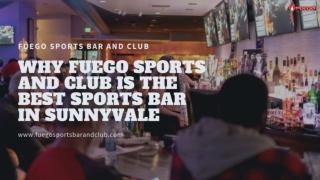 Fuego Sports Bar and Club