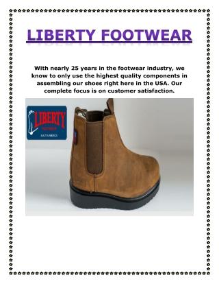 Liberty Footwear