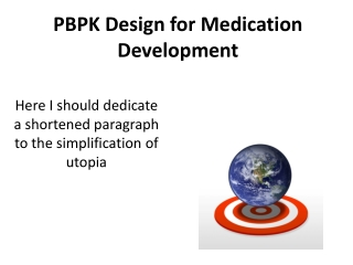 PBPK Design for Development of the Medication Discovery and Picking Procedure | Udemy