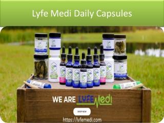Lyfe Medi Daily Capsules tampa