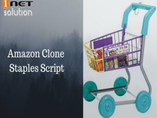 Staples Script - Shopping cart script