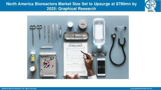 North America Bioreactors Market Share to Hike at 17.6% CAGR to 2025