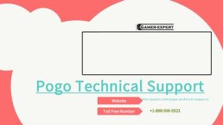 How do i Contact Pogo Technician