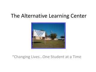 ALC Parent Orientation Slideshow