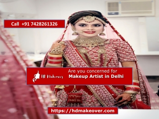Are You Looking for Makeup at Home Service