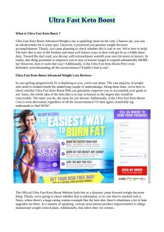 http://amazonhealthmart.com/ultra-fast-keto-boost-diet/