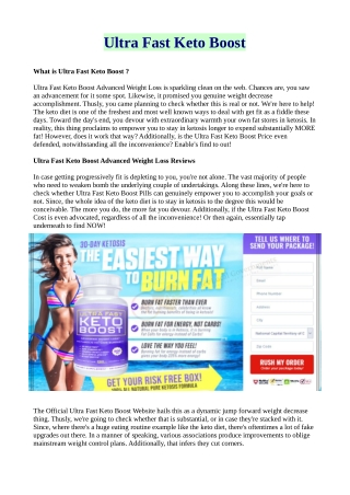 amazonhealthmart.com/ultra-fast-keto-boost-diet/