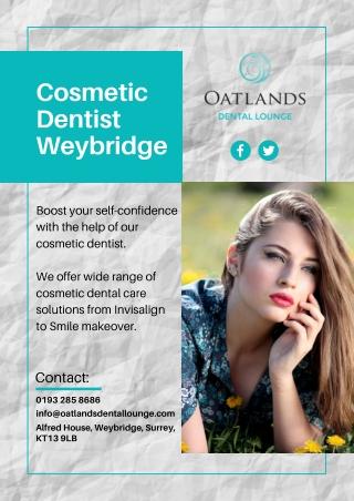 Cosmetic Dentist Weybridge
