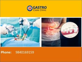 Gastroenterologist In Chennai