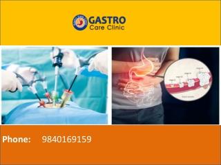 Best Gastroenterologist In Chennai