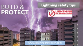 Lightning Safety Tips For Every Worker In The Industry