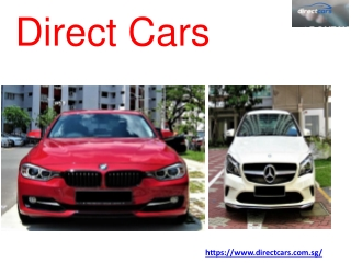 Selling Car|Direct Cars