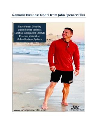 Nomadic Business Model from John Spencer Ellis