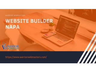 Website Developer Napa