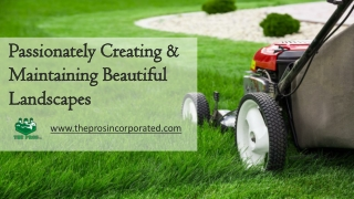 True professional services | Custom Landscape Design with Best Landscape Company