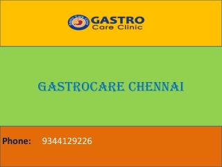 Gastroenterologist In Alwarpet