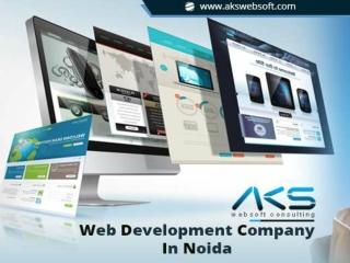 Web Development Company in Noida | Web development Services in Noida, Delhi NCR