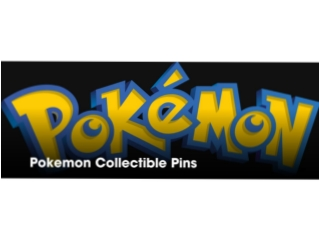 Pokemon Collectible Pins