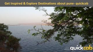 Get Inspired & Explore Destinations - quickcab