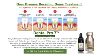 Receding Gum Line Treatment