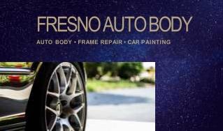 Fresno Auto Body Repair
