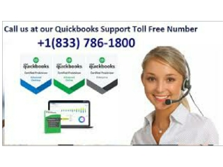 Quickbooks pro technical support phone Number 1-(833)-786-1800