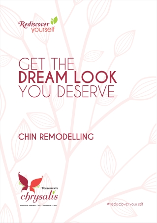 Chin Remodeling | Chin Implants | Facial Implants