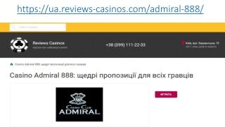 Casino Admiral 888