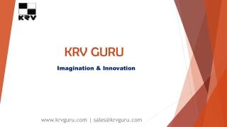 KRV Guru|Top Branding and Digital Marketing Agency in Hyderabad