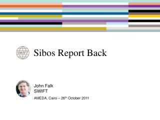 Sibos  Report Back