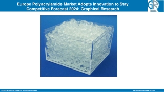 The Market for Europe Polyacrylamide (2019-2024): Dominated by BASF SE, Kemira, PetroChina Co. ltd., Mitsubishi Rayon Co