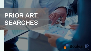 Prior Art Searches _ Boolean IP