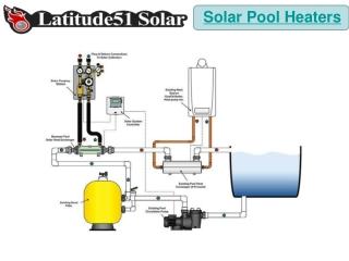Varieties of Solar Pool Heaters