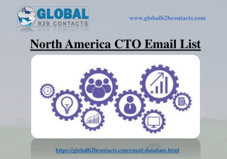 North America CTO Email List