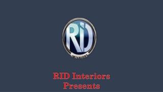 RID Interiors   Top Interior Designers In Delhi NCR